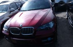 Tokunbo BMW X6 2013 Red for sale
