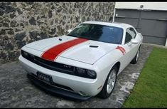 Sweet Neat And Clean Dodge Challenger 2014 White