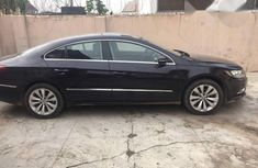 Used Volkswagen CC 2016 Black