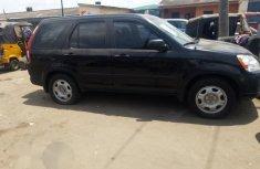 Honda CR-V 2005 Black for sale