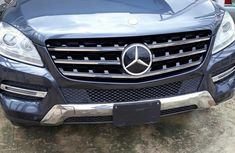 Mercedes-Benz Ml 350 2013 For Sale