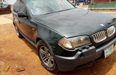BMW X3 2005 Green for sale
