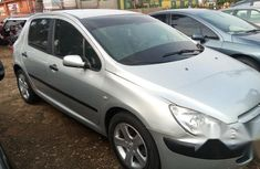 Peugeot 307 2004 Silver for sale