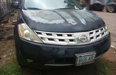 Nissan Murano 2002 Black for sale