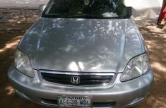 Honda Civic 2000 Silver for sale