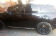 Acura MDX 2007 Black for sale