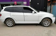BMW X3 2008 White for sale