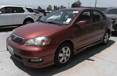 Toyota Corolla sport 2007 for sale