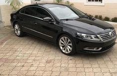 Volkswagen Passat Cc 2013 Black for sale