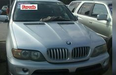 Tokunbo BMW X5 2005 Silver for sale