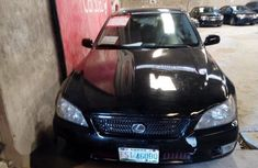 Clean Lexus SC 2001 Black for sale