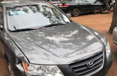 Hyundai Sonata 2009 Gray for sale