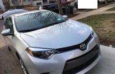 Toyota Corolla 2015 Petrol Automatic Grey/Silver