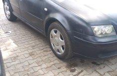 Volkswagen Bora 2002 Black for sale