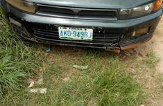 Mitsubishi Galant 2000 Green for sale