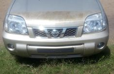Nissan Xtrail 2006 Gold for sale