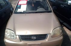 Hyundai Accent 2005 Gold for sale