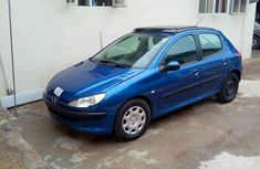Peugeot 206 2004 Blue for sale