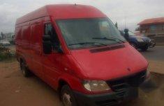 Tokunbo Dodge Sprinter 2006 Red for sale