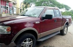 Ford F-150 2004 Red for sale