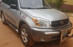 Clean Toyota Rav4 2006 Silver for sale