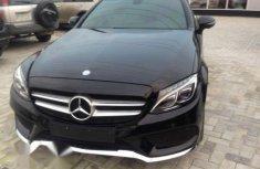Mercedes Benz C400 2017 Black for sale