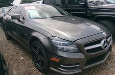 Neatly Used Mercedes-benz Cls 550 2013 For Sale