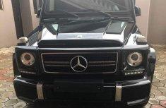 Mercedes Benz G63 2013 Black for sale
