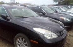 Almost brand new Lexus ES Petrol 2002