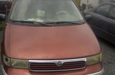 Mercury Villager 2005 Red for sale