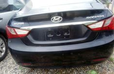 Hyundai Sonata 2015 Black for sale