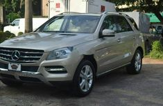 Almost brand new Mercedes-Benz ML350 Petrol 2013