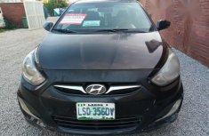 Sharp Clean Hyundai Accent 2011 Black