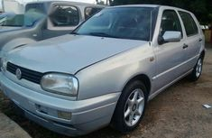 Neat Volkswagen Golf3 1999 Silver for sale