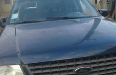 Ford Explorer 2002 Blue for sale