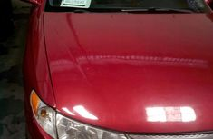Clean Toyota Solara 2002 Red for sale