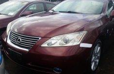 Lexus ES 2009 Automatic Petrol ₦3,199,999