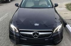 Mercedes-Benz E300 2017 Petrol Automatic Black