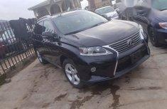 Lexus RX350 2012 Black for sale