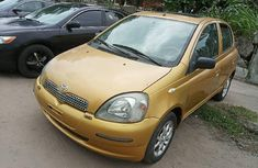 Toyota Yaris 2004 Petrol Automatic for sale