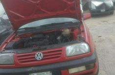 Volkswagen Vento 1998 Red for sale