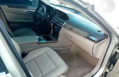 Mercedes-Benz E350 2010 Gold for sale