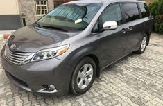2015 Toyota Sienna Petrol Automatic for sale
