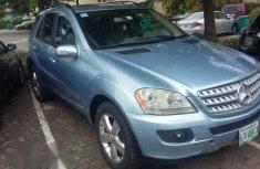 Mercedes-benz ML500 2006 Blue for sale
