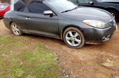 Toyota Solara 2008 Gray for sale