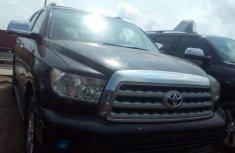 2013 Toyota Sequoia Petrol Automatic