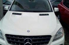 Clean Mercedes-Benz ML 350 2012 White
