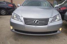 Lexus ES350 2012 Silver for sale