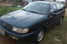 Volkswagen Passat 1999 Green for sale