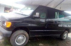 Ford E-350 2005 Petrol Automatic Black